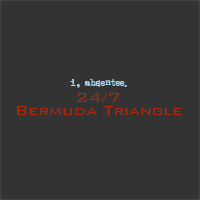 24/7 Bermuda Triangle - Cover