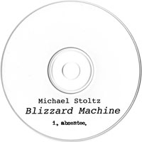Blizzard Machine - CD
