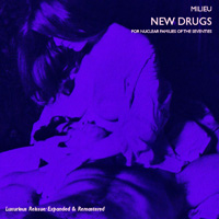 New Drugs For Nuclear Families Of The Seventies - Cover