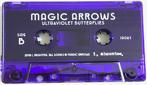 Ultraviolet Butterflies - Cassette Side B